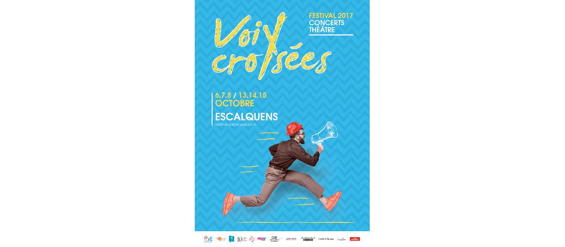 11eme édition du Festival Voix Croisées